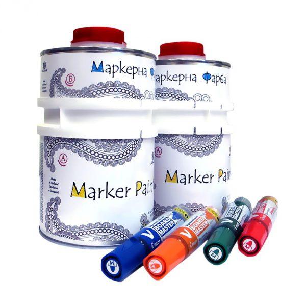 Спеціальна фарба маркерна