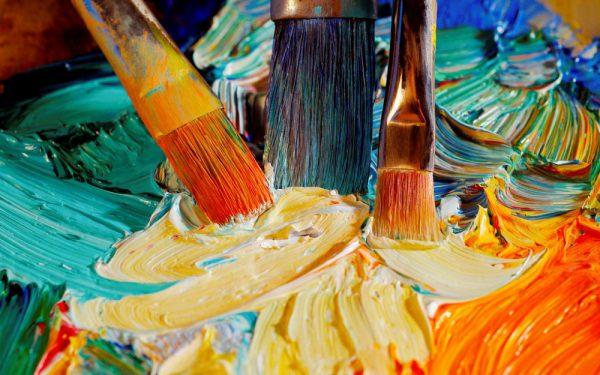 Олійні фарби