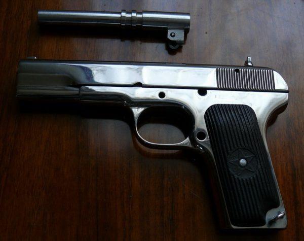 Матування зброї