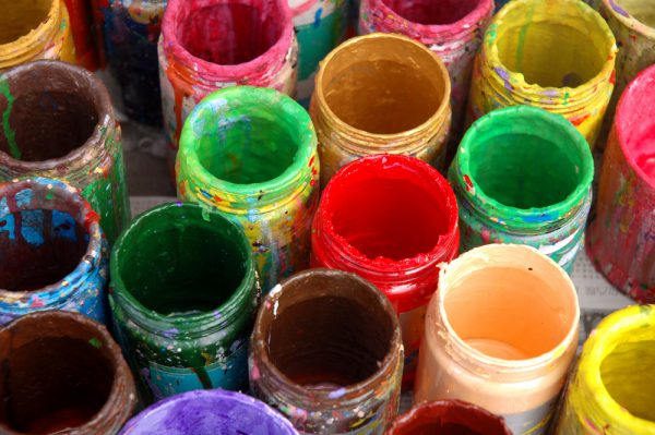 Різноманіття кольорів