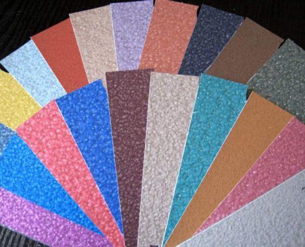 Переваги фарб молоткових