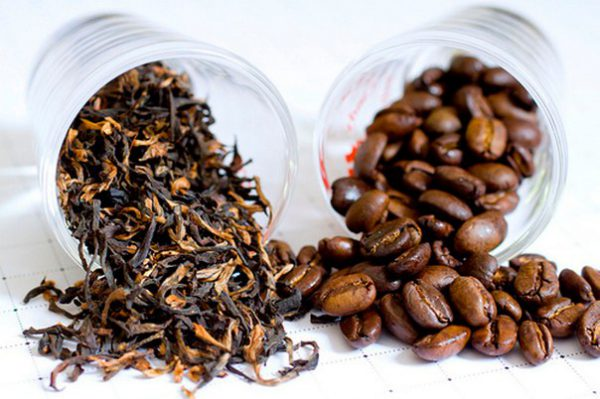Морилка з чаю або кави