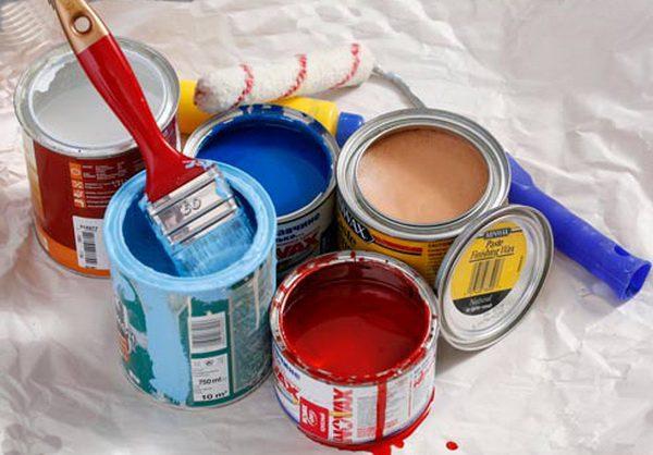Норми витрати масляної фарби
