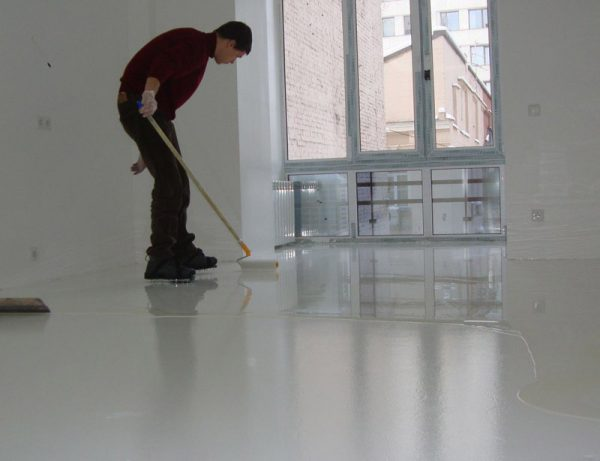 Обробка бетонної підлоги