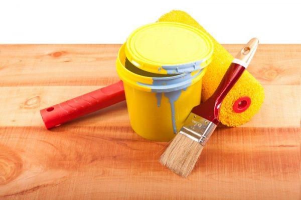 Засоби для обробки дерева перед фарбуванням