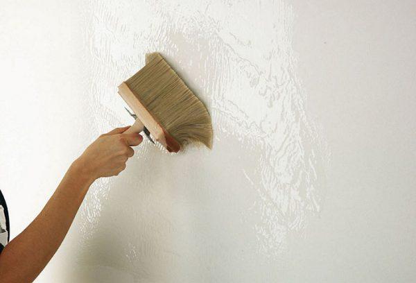 Стіни грунтовкою обробляємо