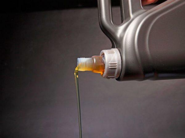 Відпрацьоване масло