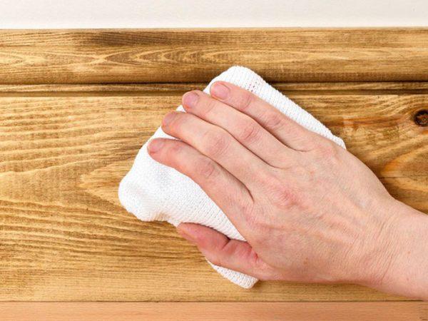 Очищення і шліфування поверхні