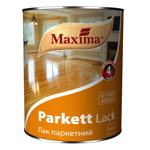 Лак фірми Maxima для дерева