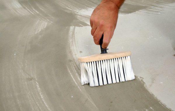 Підготовка бетонної підлоги до фарбування епоксидною фарбою