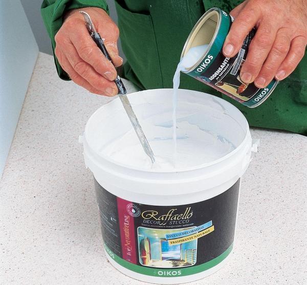 Підготовка фарби для фарбопульта