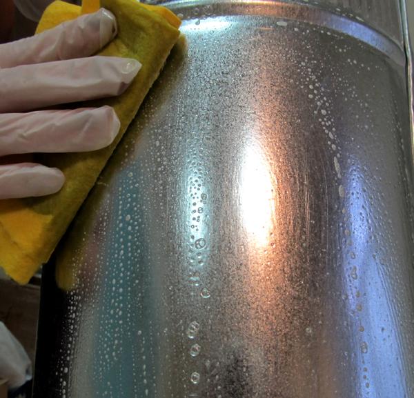 Підготовка поверхні металу