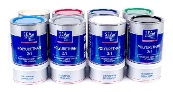 Фарби для бетону