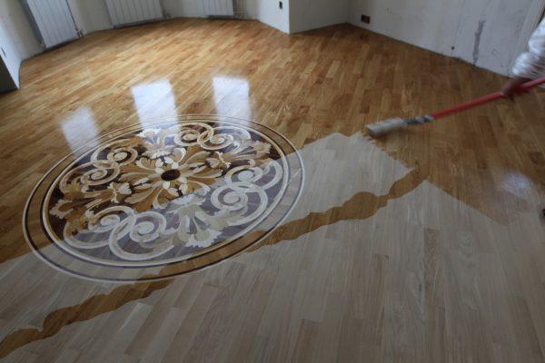 Поліуретановий лак для паркетної підлоги