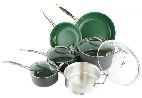 Кухонний посуд анодована