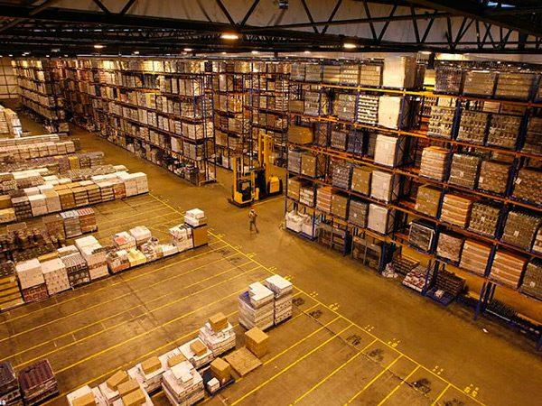 Зберігання ЛФМ на складах