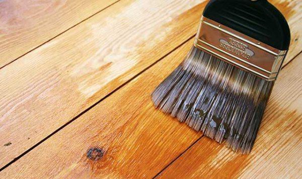 Захист підлоги в лазні