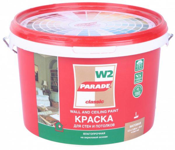 ПВА фарба для дерев'яної поверхні