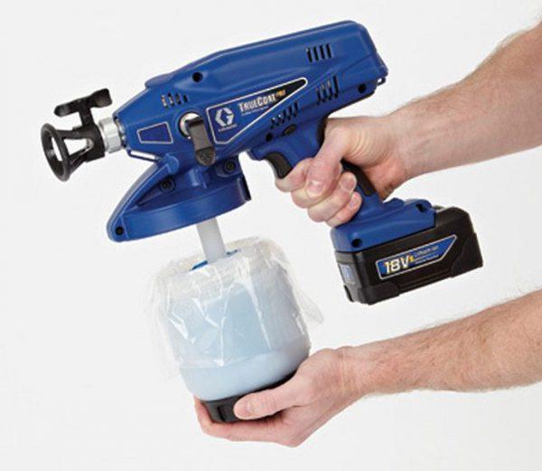 Ручний розпилювач акумуляторний