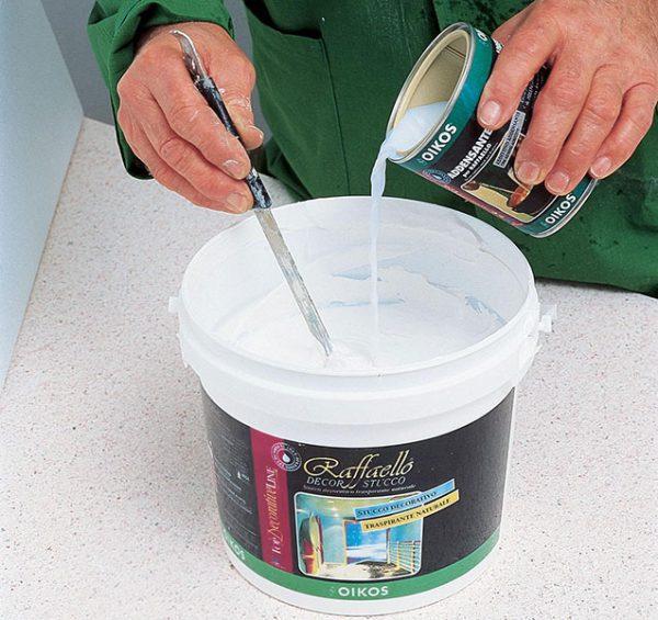 Розведення водоемульсійною фарби для фарбопульта