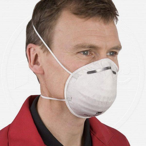 Респіратор для захисту органів дихання