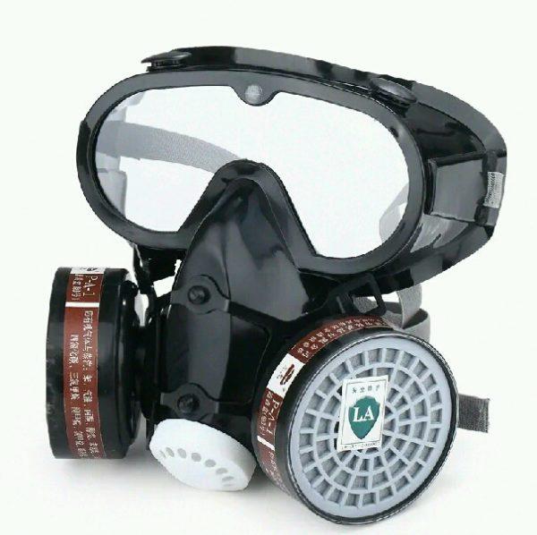 Респіратор - захисні окуляри