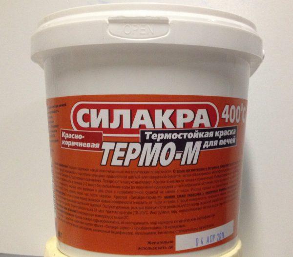 Термостійка фарба для лазні та сауни