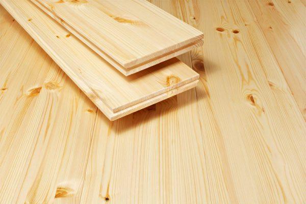 Готова деревина для будівництва