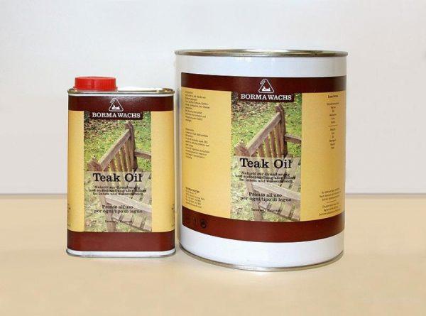 Тікове масло для захисту деревини