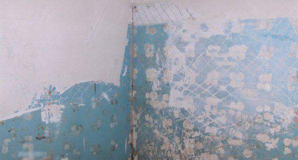 Стіна зі старою фарбою
