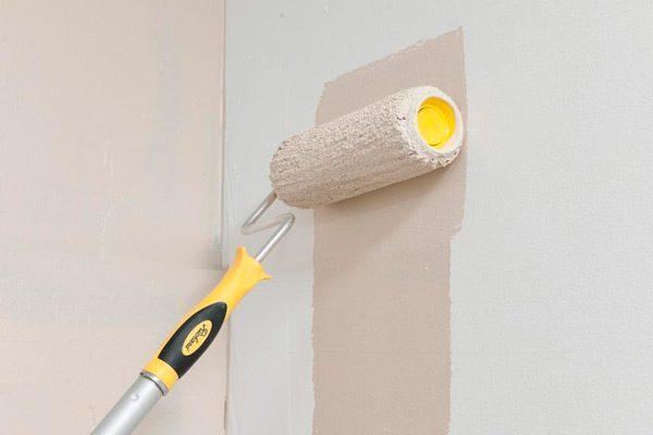 Валик для нанесення фарби на стіни