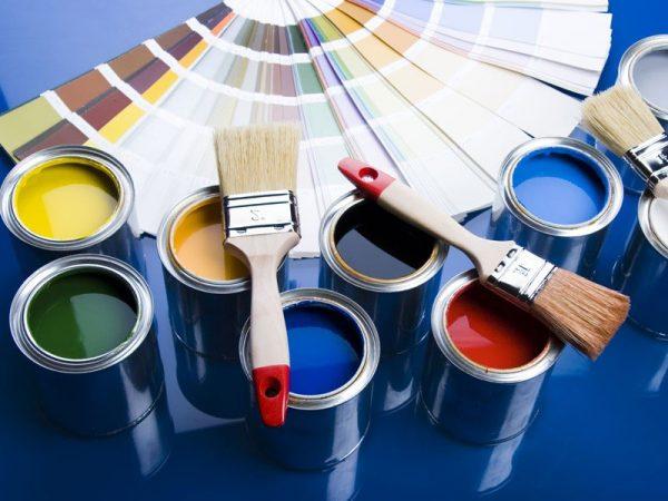Вибір фарби для підлоги