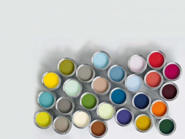 Різновиди миються фарб