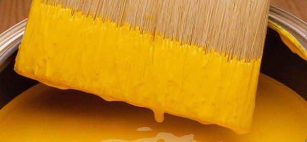 Водно-дисперсійні фарби для дерева