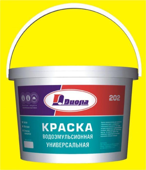 Фарба для стін і стель