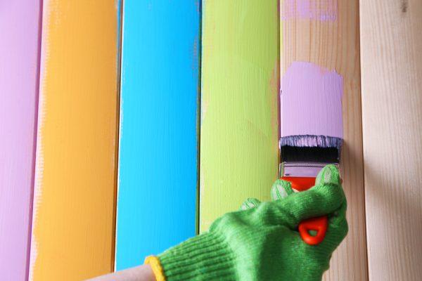 Водоемульсійні фарби полівінілацетатні
