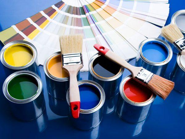 Водорозчинні фарби