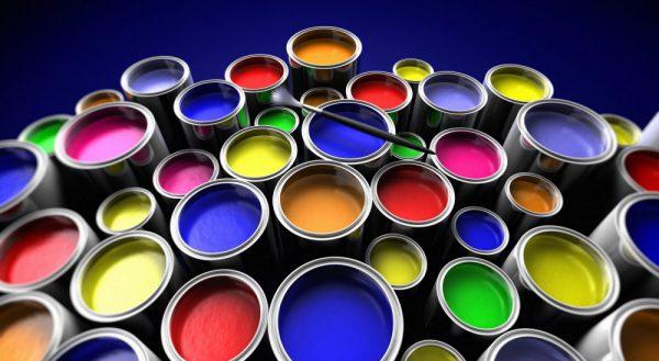 Самостійно вибираємо фарби