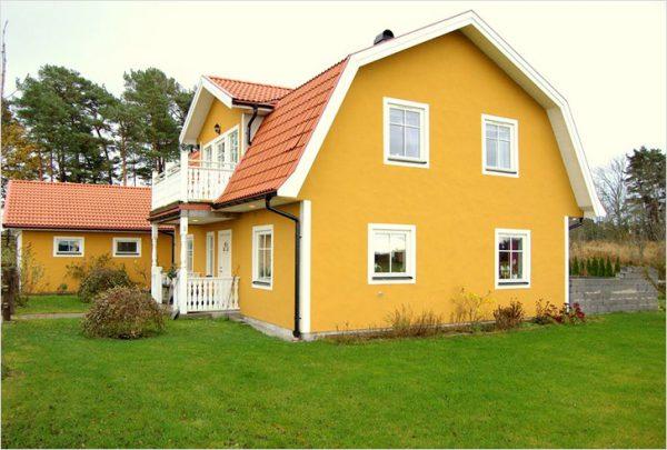 Техніка фарбування будинку
