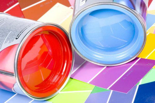 Вибираємо фарбу