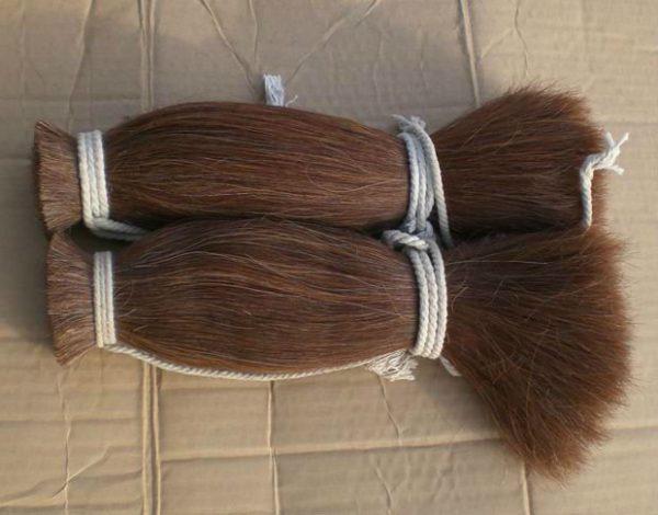 Заготівля волосся для кистей