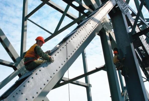 Захист сталевих конструкцій